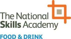 National Skills Academy for Food & Drink Logo