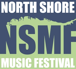 The North Shore Music Festival, Ltd Logo