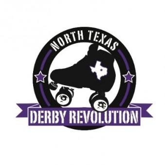 North Texas Derby Revolution Logo