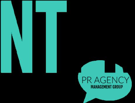 Naé Thompson PR Agency   Management Group Logo