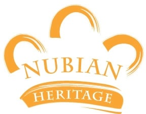 Nubian Heritage: All-natural and Organic Skin Care Logo