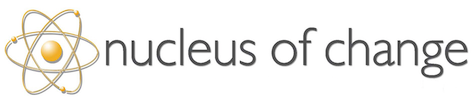 nucleus of change Logo