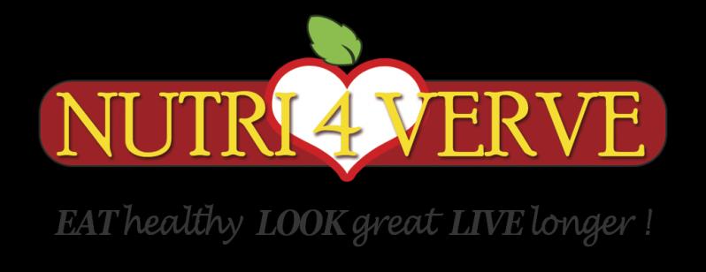 Nutri4verve : Online Weight Loss Diet Clinic Logo