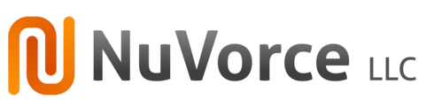 NuVorce LLC Logo