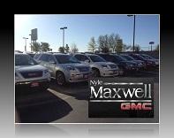 Nyle Maxwell GMC Logo