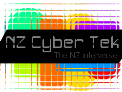NZ Cyber Tek Logo