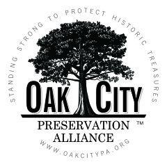 Oak City Preservation Alliance Logo