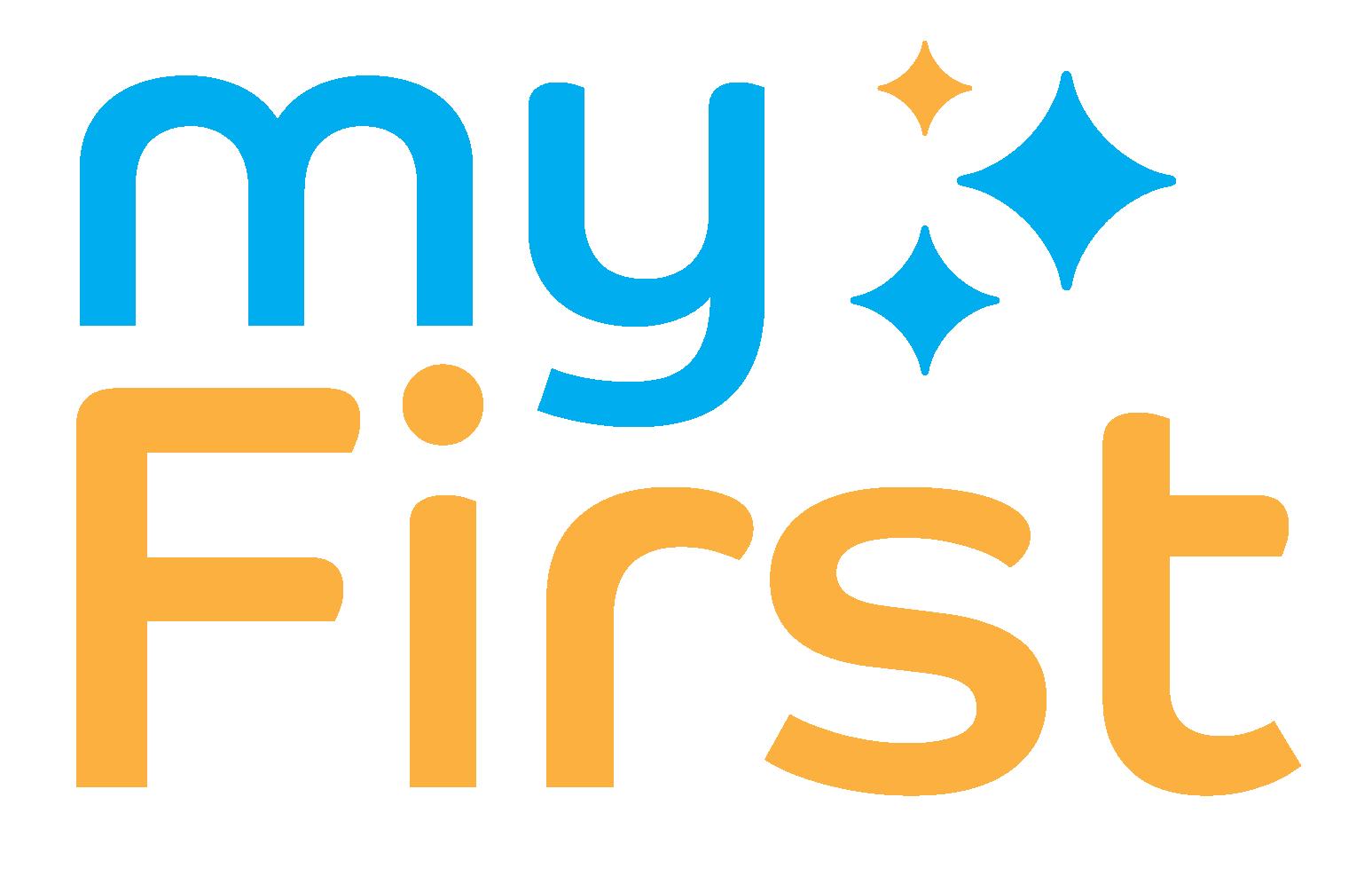 myFirst Logo