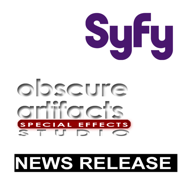 Obscure Artifacts Logo