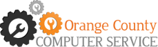 Orange County Computer Service Logo