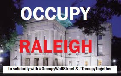 Occupy Raleigh Logo