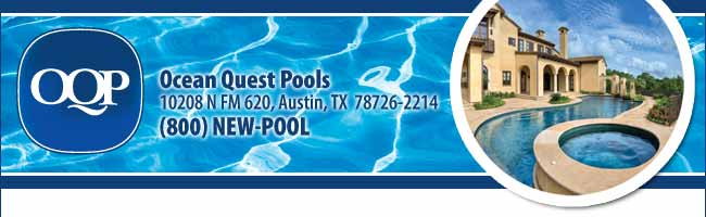 Ocean Quest Pools, Inc. Logo