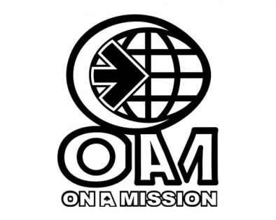 On A Mission Australia Logo