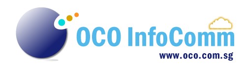 OCO INFOCOMM PTE. LTD. Logo