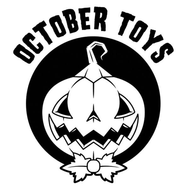 October Toys Logo