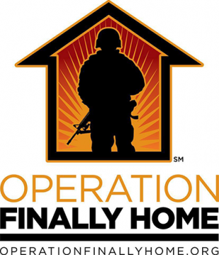 Operation FINALLY Home in Wisconsin Logo