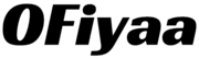 OFiyaa: Portable Tri-Screen Laptop Workstation Logo