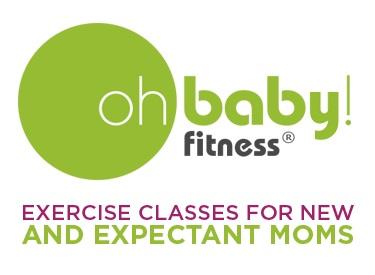 Oh Baby! Fitness Logo