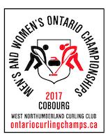 2017 Ontario Provincial Curling Championships Logo