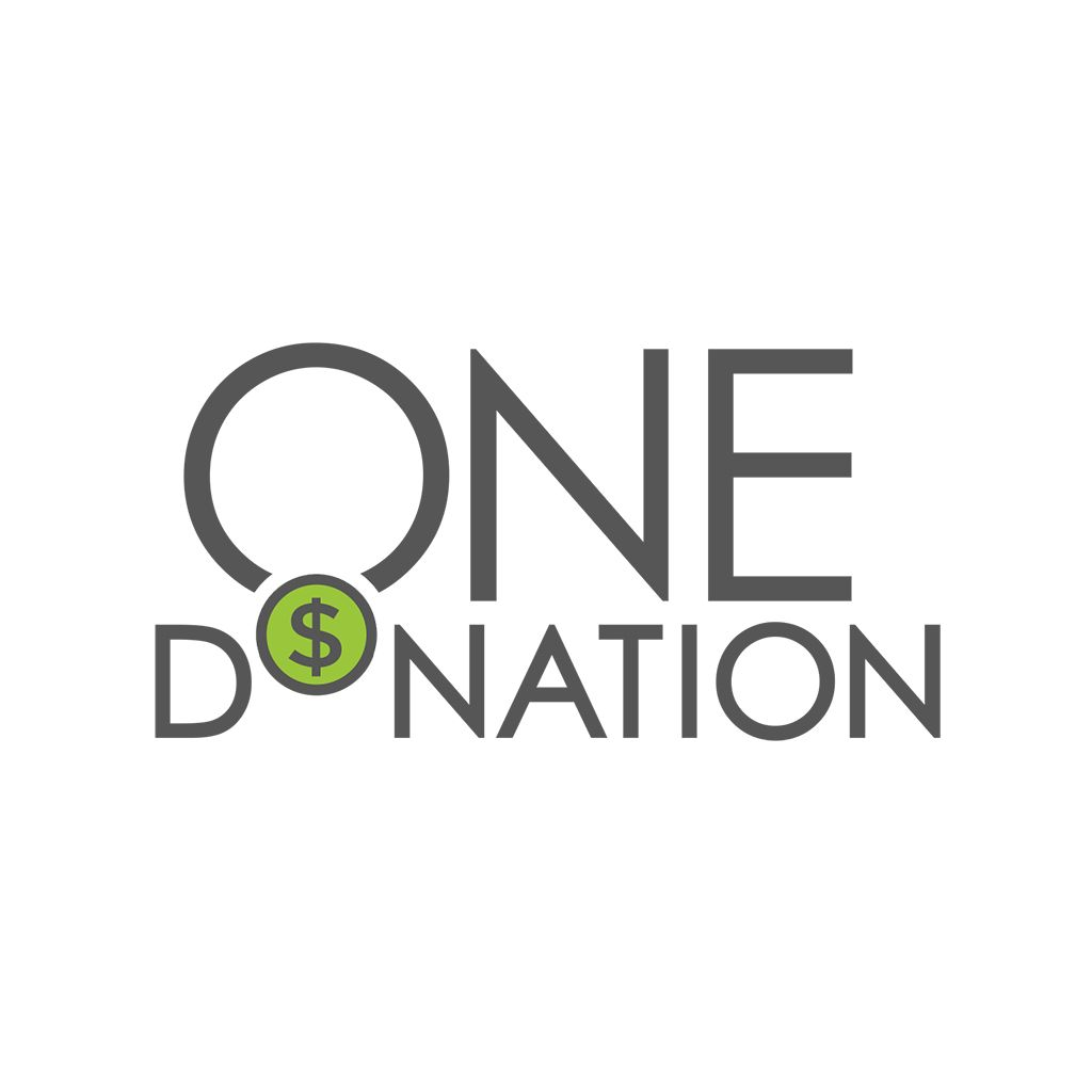 One Donation Logo