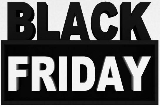 Black Friday Deals 2012 Logo