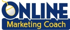 Online Marketing Coach Logo
