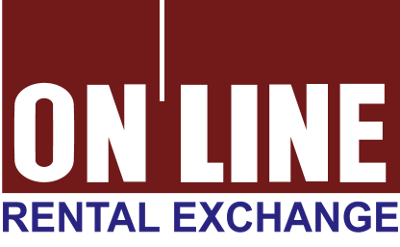 The ONLINE Rental Exchange Logo