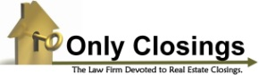 Only Closings Logo