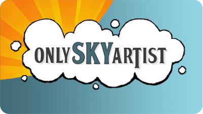 Only Sky Artist Logo