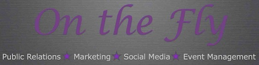 On the Fly Public Relations Logo