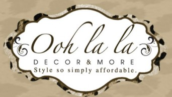 Ooh La La Decor & More Logo