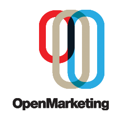 OpenMarketing - Content Marketing Agency SF Logo