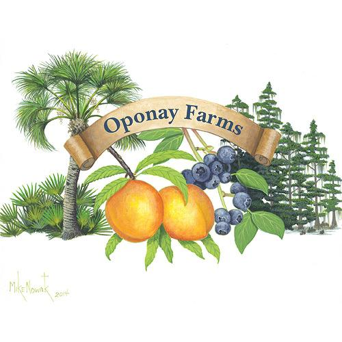 Oponay Farms Logo