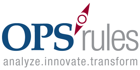 OPS Rules Management Consultants Logo