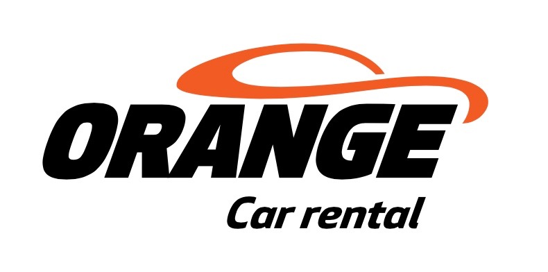 Orange Car Rental Iceland Logo