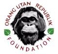 Orang Utan Republik Foundation Logo