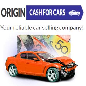 Origin cash for cars Logo