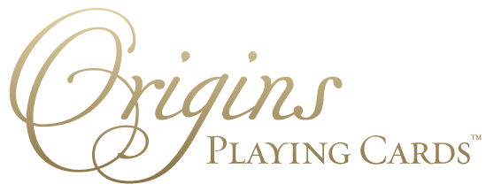 Origins Playing Cards Logo