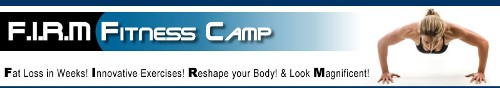 FIRM Fitness Camp Orlando Logo