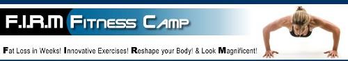 FIRM Fitness Camp Orlando Logo
