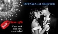Ottawa DJ Service Logo