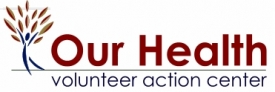 Our Health Volunteer Action Center Logo