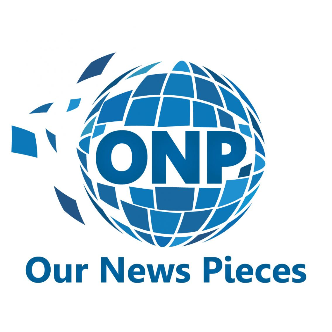 ournewspieces Logo
