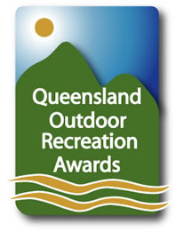 Queensland Outdoor Recreation Federation Logo