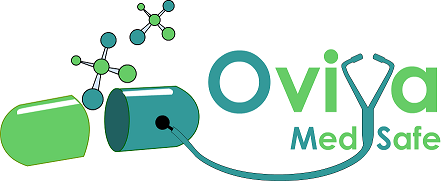 Oviya MedSafe Pvt Ltd Logo