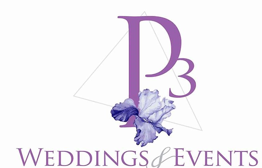 P3 Weddings, LLC Logo