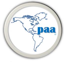 Pan American Airways Global Logo