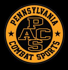 Pennsylvania Combat Sports Logo
