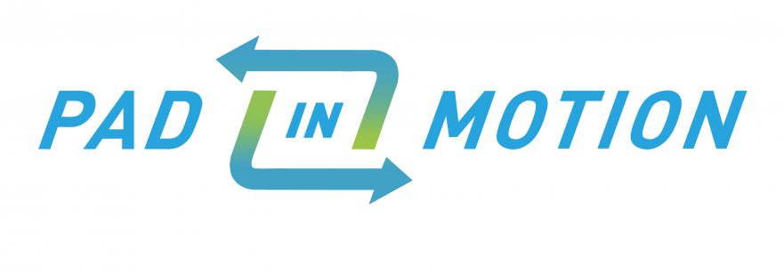 PadInMotion Logo