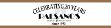 Paesano's Italian Restaurant Logo